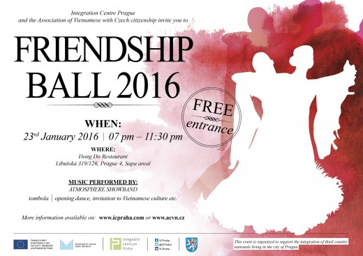 free events january friendship ball
