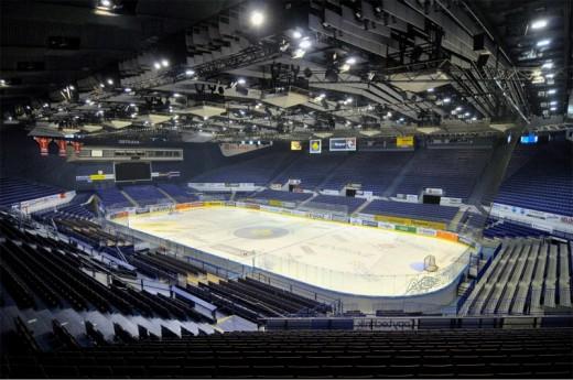 CEZ arena Ostrava