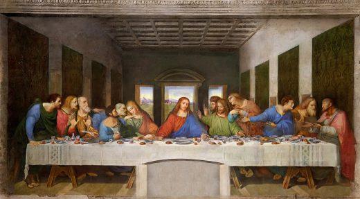 Last Supper, Da Vinci
