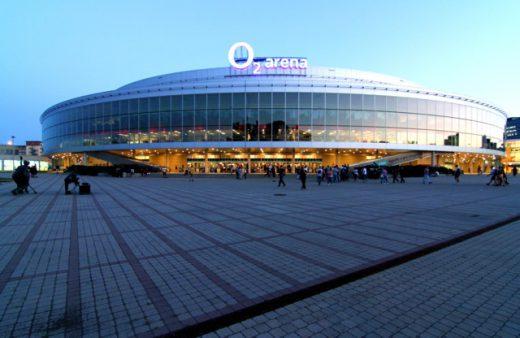 Prague O2 arena