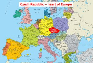 map-czech-republic