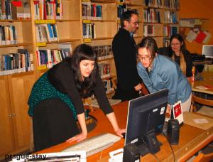 prague multicultural center prague library