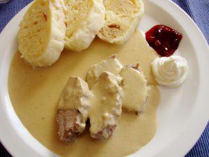 Dumplings knedliky