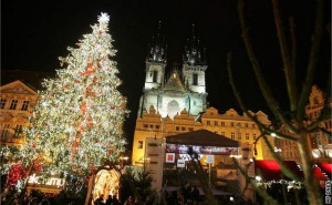Prague cancelled christmas tree lighting ceremony