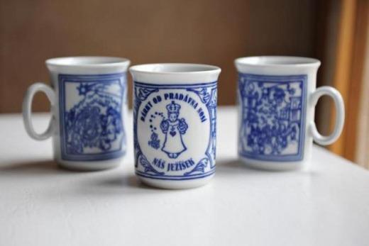 Special porcelain mugs