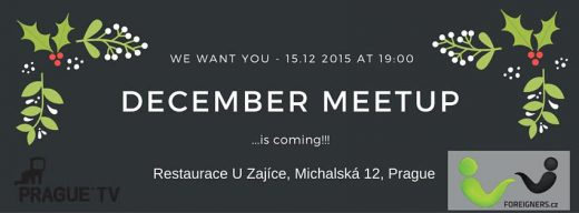 Foreigners December MeetUp