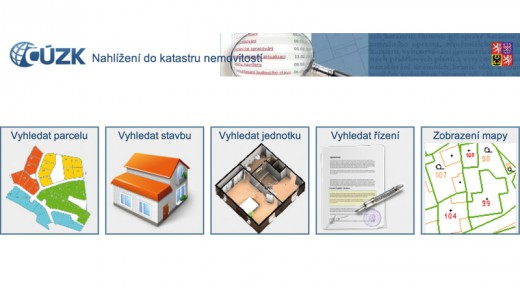 Czech property register