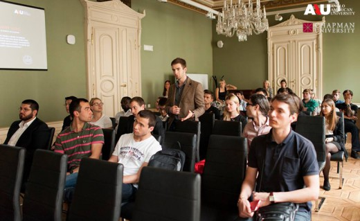 MBA program at AAUni in Prague