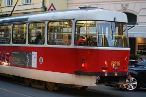 prague tram network