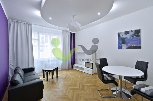 1-bedroom apartment in Prague 1