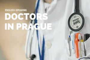 english-speaking doctors in prague