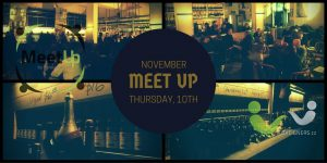 November meetup cover