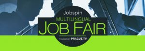 jobfair by jobspin.cz and prague.tv