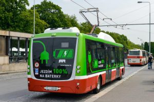 ELECTRIC-BUS-IN-PRAGUE
