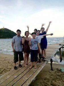 Ha Tran Family