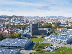 Domeq business areál Ponávka Brno