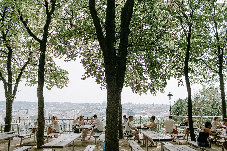 Living Areas in Prague