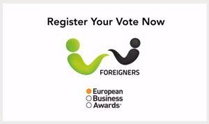 European Public Champion Competition Vote for us