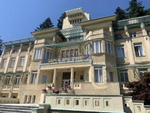 Bedřich Smetana House in Luhačovice