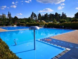 Swimming pools in Prague
