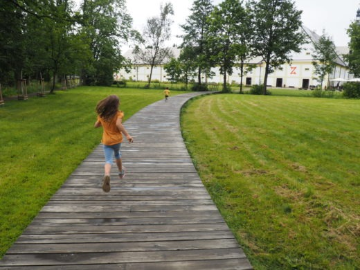 Žďár nad Sázavou is an attractive destination for children, too.