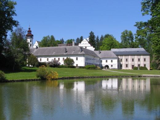 Velké Losiny château