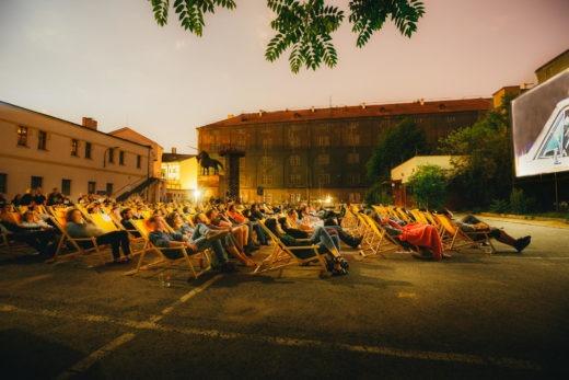 summer cinema Prague