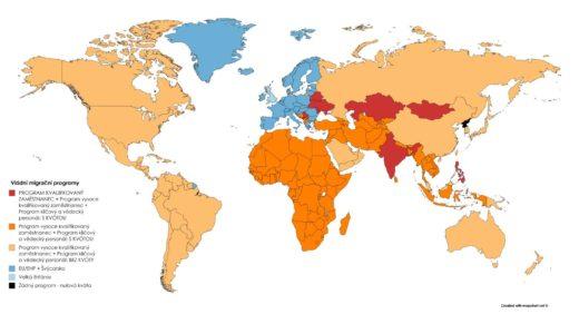 Mapa kvót
