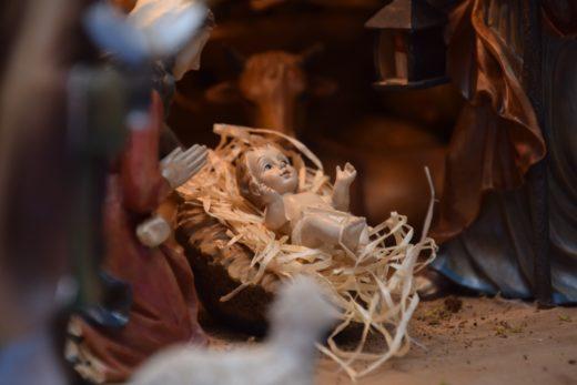 Jesus Child in Bethlehem