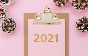 Changes in 2021
