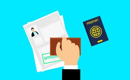 Family member residence permit