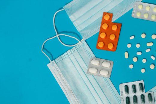 Face masks and pills