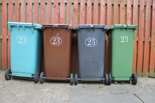 Municipal waste fees are different in every Czech city.