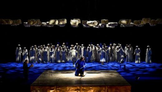 Online premiere of Nabucco - Janáček Theater