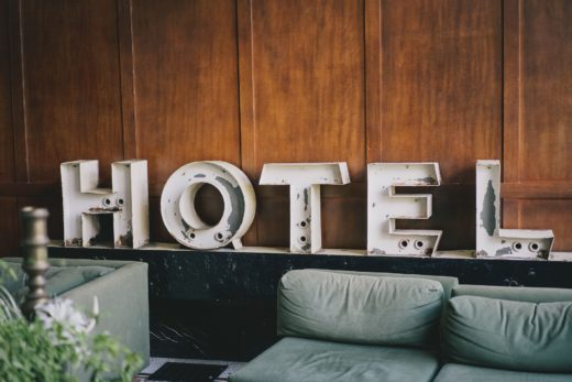 Hotels will be allowed to reopen recreationally from 24 May.