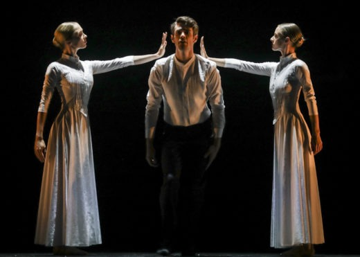 Stabat Mater, a tribute to the legendary Czech choreographer, Pavel Šmok